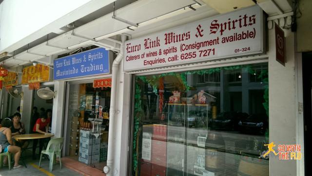 Euro Link WInes & Spirits