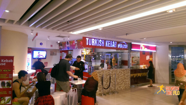 Turkish Kebab House at Suntec City Mall