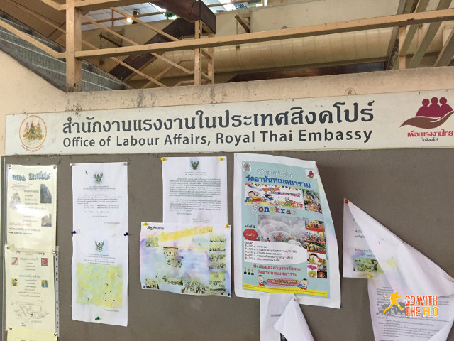 If you're looking for a job requiring Thai language skills, this is the place to go.