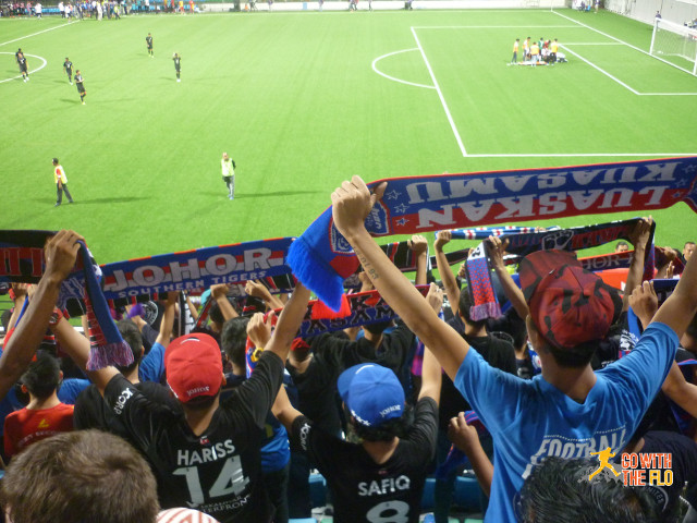 JDT fan sector