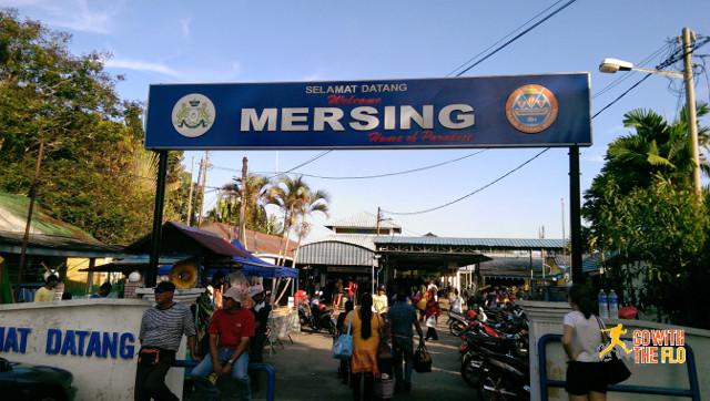 Mersing Jetty