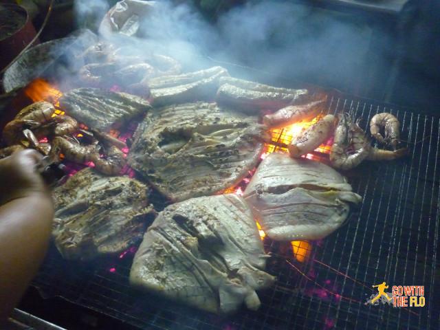 ...grill & wait..