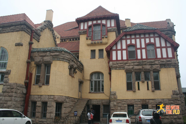 The former Governor's Palace was consequently used as guest house for many statesmen