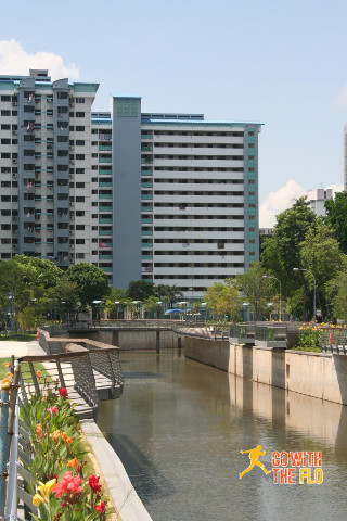 The rejuvenated Rochor Canal