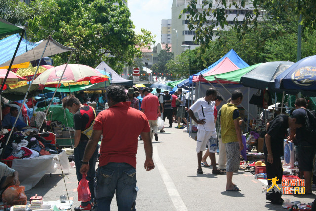 Sungei Road Market