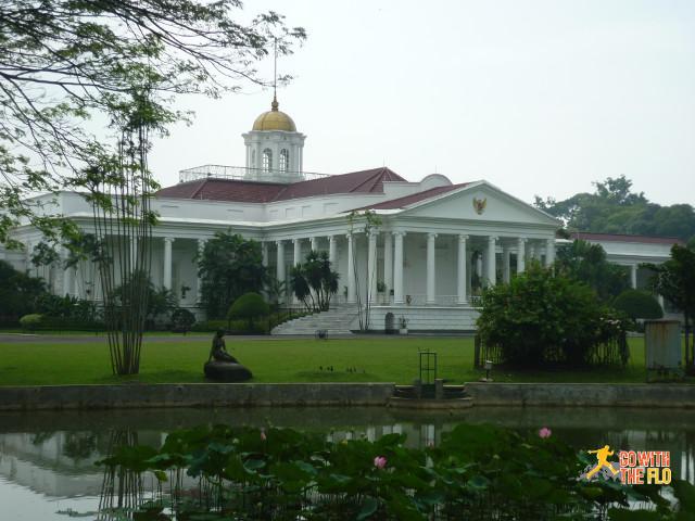 Presidential Palace Bogor