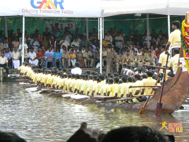 Nehru Snake Boat Trophy (2008)