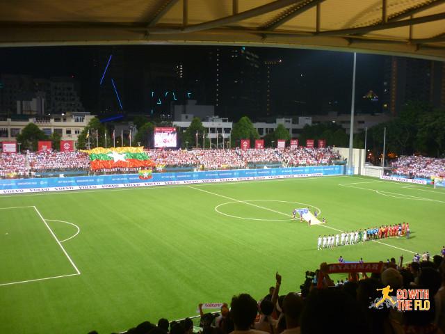 A packed Jalan Besar Stadium