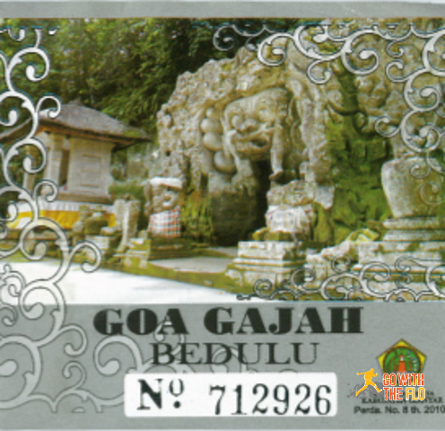 Goa Gajah, the Elephant Cave