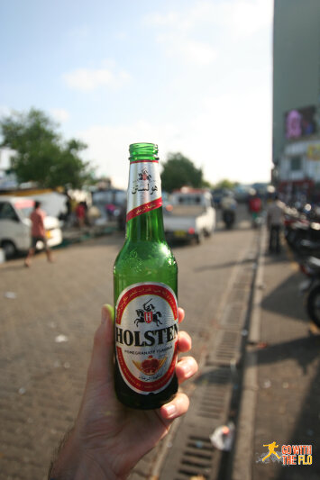 Holsten Pomegranate