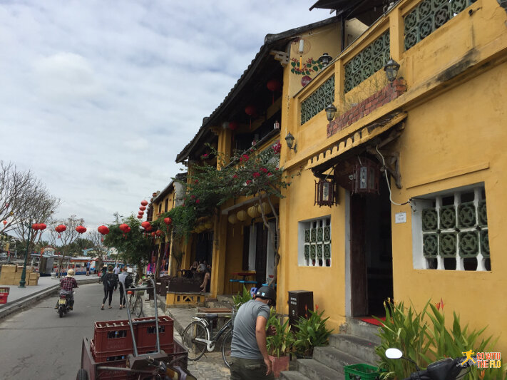Hoi An historic city centre
