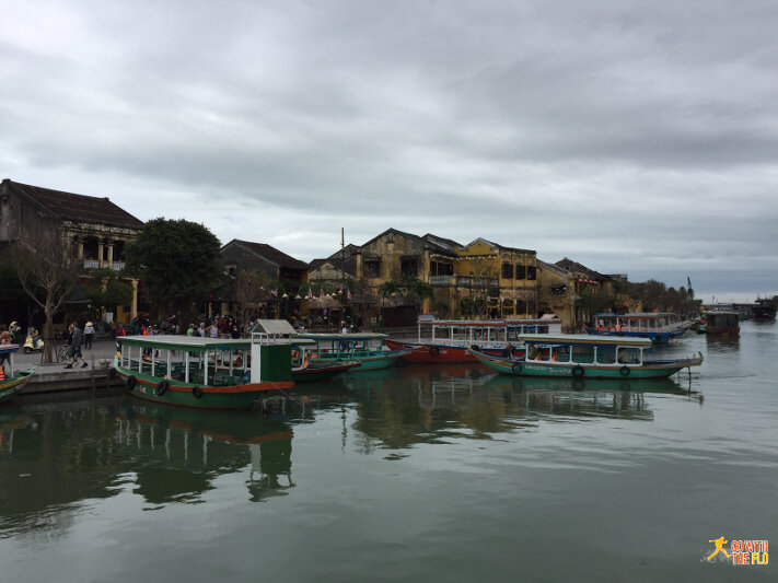 Hoi An by the river