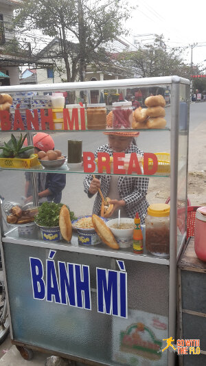The all-time classic, the Banh Mi