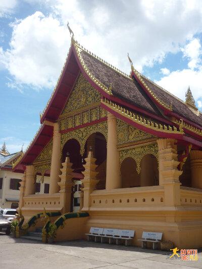 Temples in Vientiane