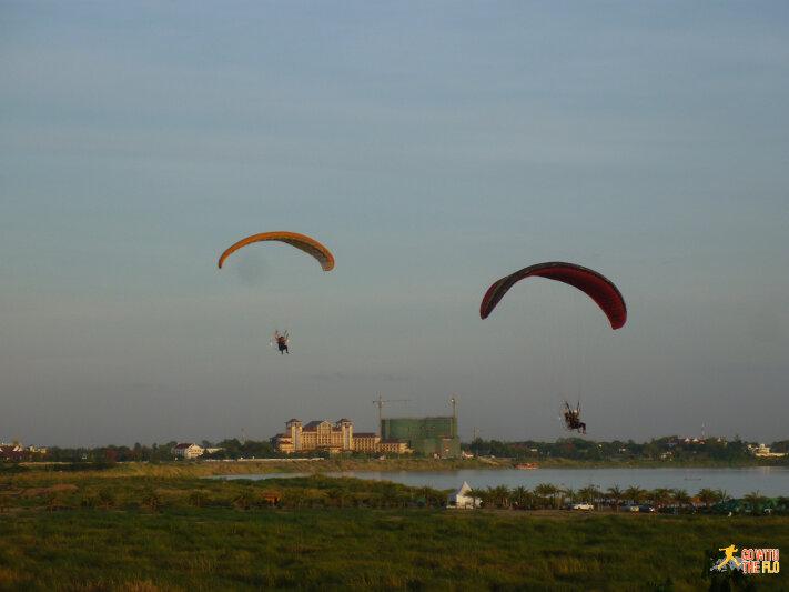 At the Mekong