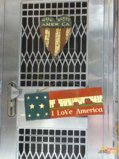 Resident door signage