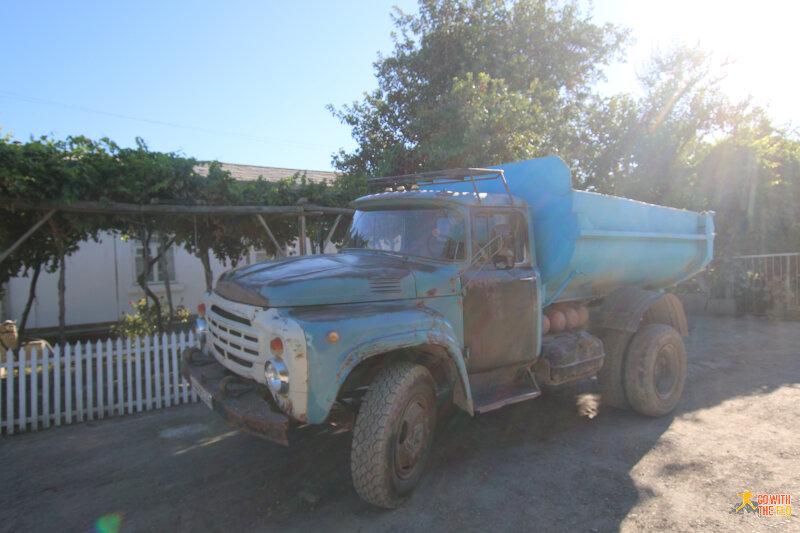 Soviet-era truck