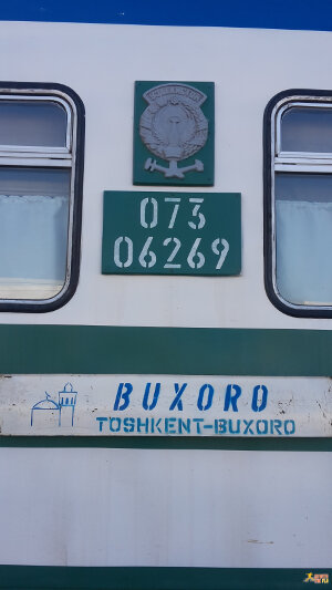 Bukhara-Samarkand-Tashkent