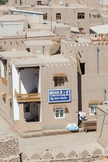 Meros B&B, Khiva