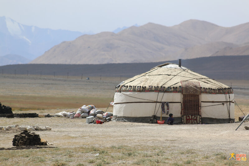 Another yurt