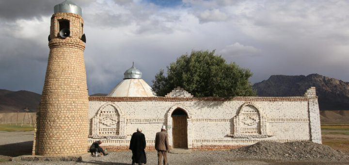 Mosque in Murghab