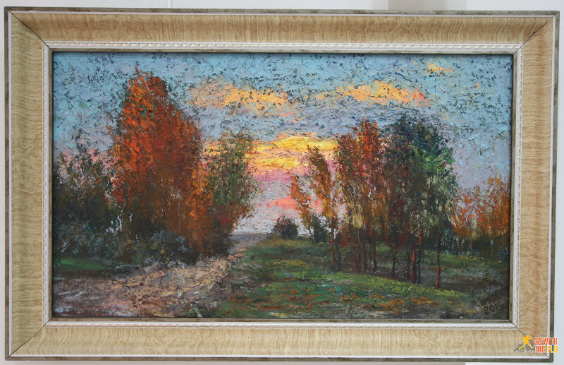 D. Mamedova - Autumn sunset
