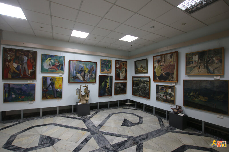 Nukus Museum of Art (Savitsky Museum)