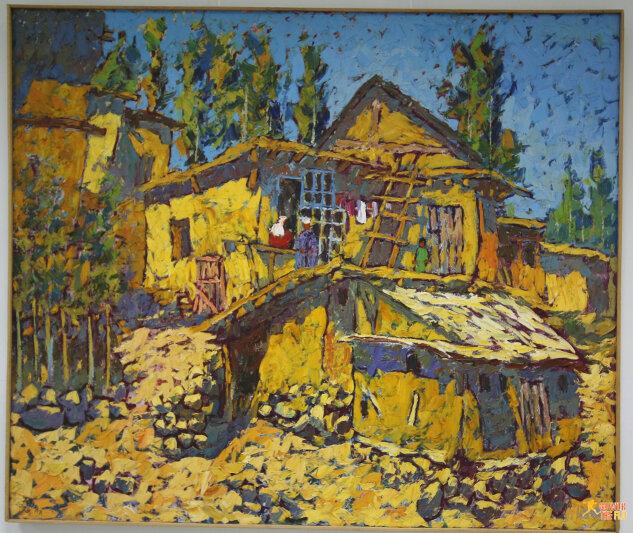D. Mamedova - Village