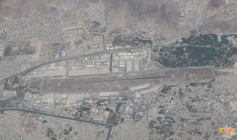 Kabul Hamid Karzai International Airport