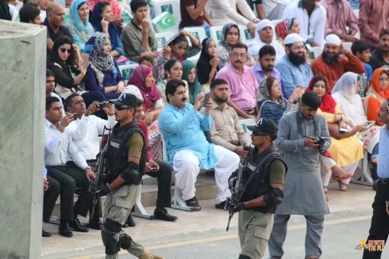 Tough guys from Pakistan