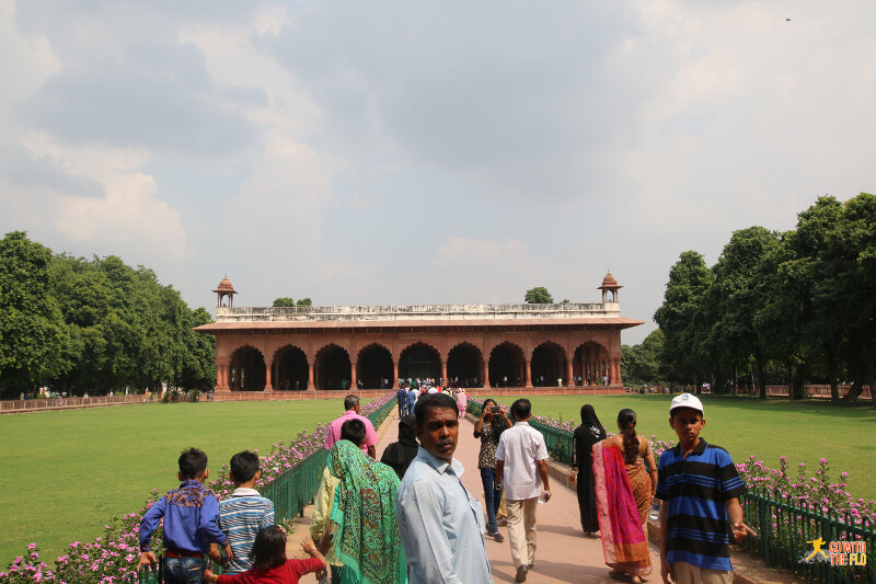 The Diwan-i-Am (Hall of Audience)