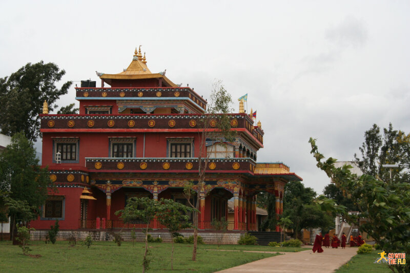 Tibetan School (Modahalli, Karnataka - 2008)