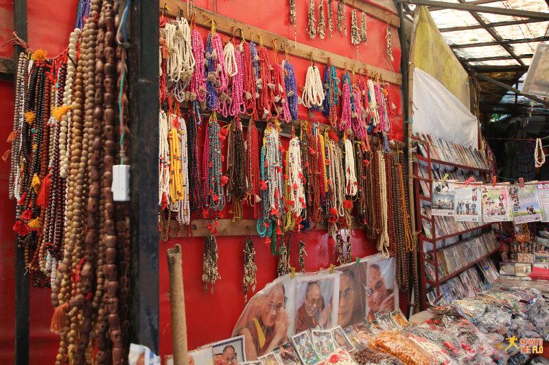 Shop in Majnu-ka-tilla