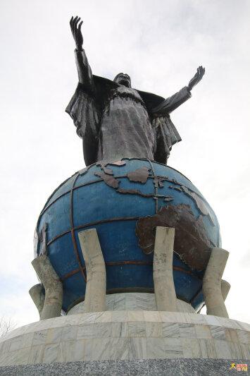 Cristo Rei in Dili
