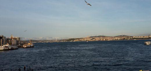 View towards Üsküdar