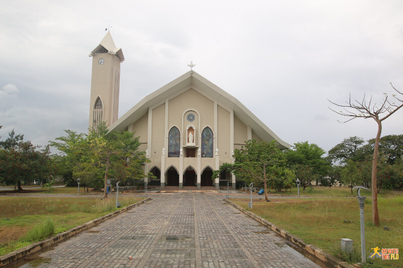 The Dili Cathedral