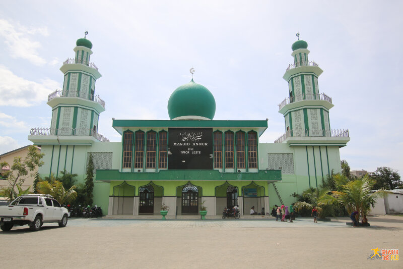 Main mosque in Dili
