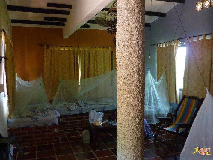 Dorm in La Casa de Felipe in Taganga, Colombia