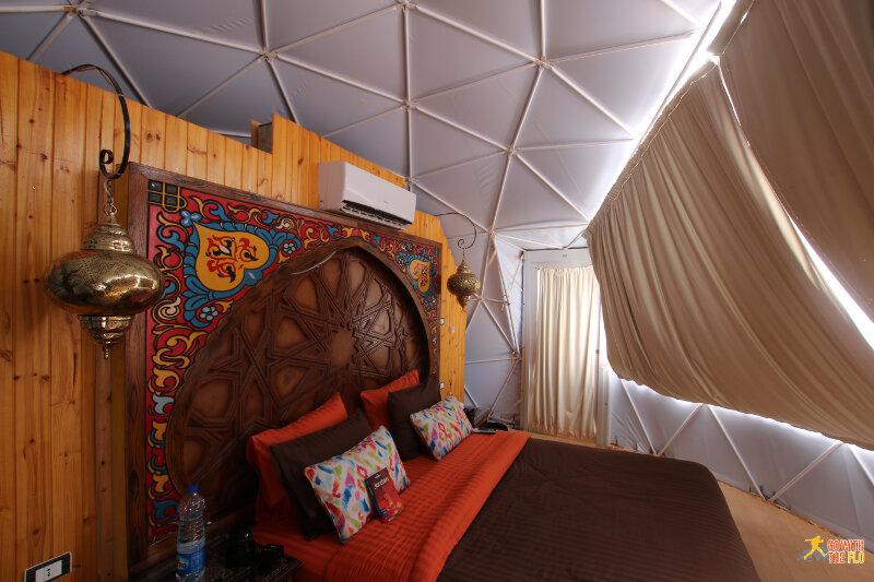 Aicha Memories Camp Hotel Room