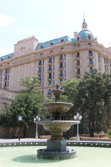 Baku Downtown