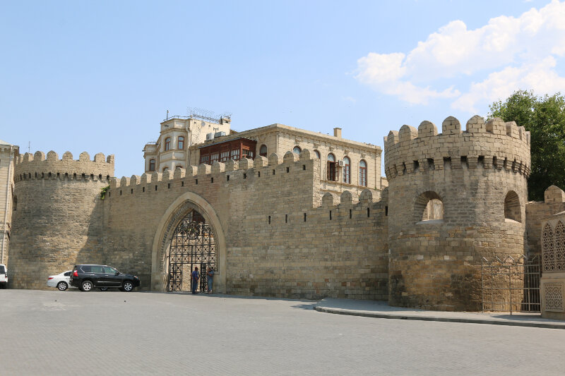 Gate in the Old City Wall