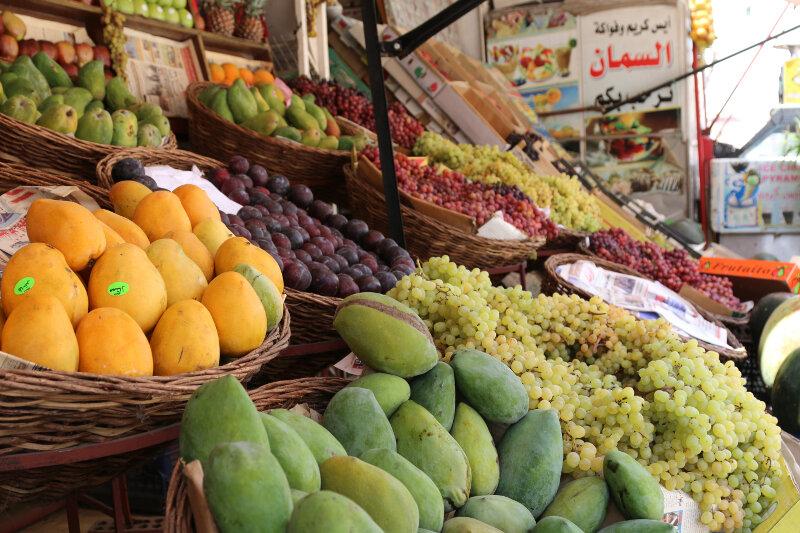 Giza market