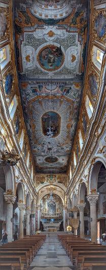 Basilica Pontificia Cattedrale di Maria Santissima della Bruna e Sant'Eustachio