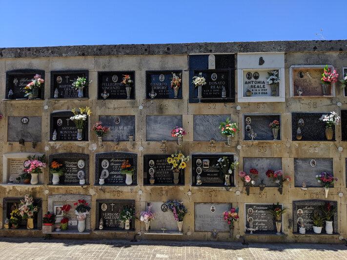 Cimitero comunale di Sternatia