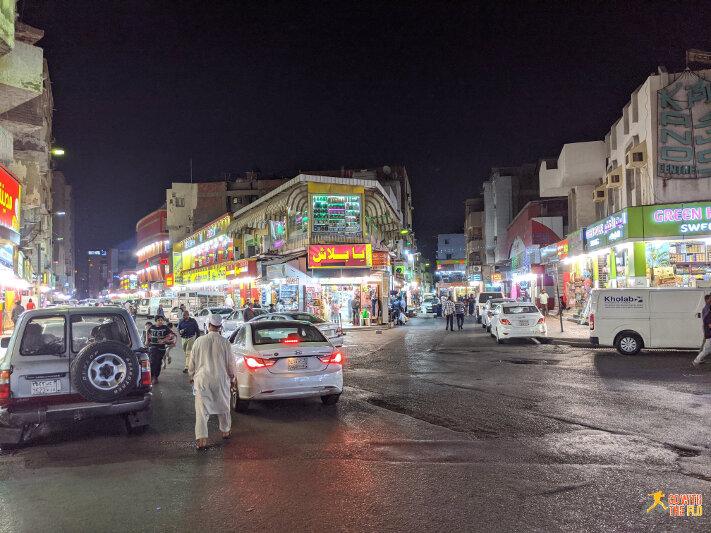 Sharafiyah, Jeddah's Little India