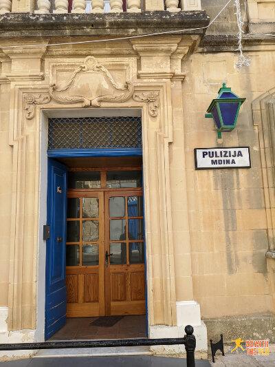 Mdina police station