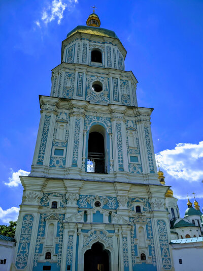 Saint Sophia's Cathedral Bell Tower