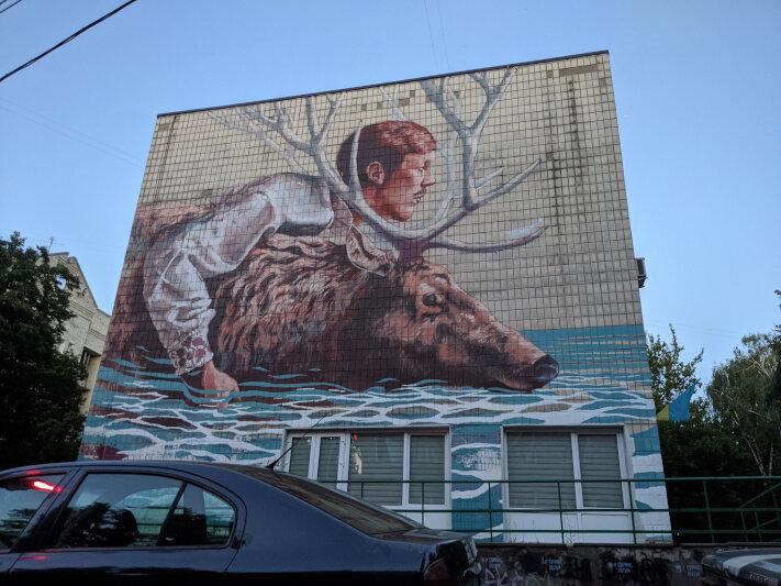 Street Art in Podil