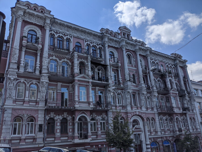 Lyuteranska Street